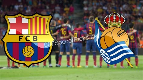 Acces to the avantllotja lateral (vip lateral box) vip zone by gate 68 at the lateral. Barcelona vs Real Sociedad (Pick, Prediction, Preview) - 007SoccerPicks.net