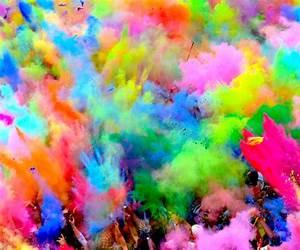 Rainbow Reality. Colorful Creations.