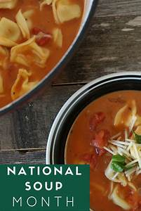 Let's Eat: Celebrate National Soup Month