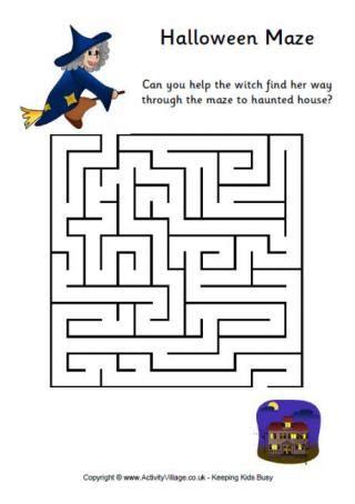 maze dracula coffin halloween puzzle  kids