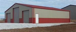 40x60 steel garage kit simpson steel building company 4060 With 40x60 shop package