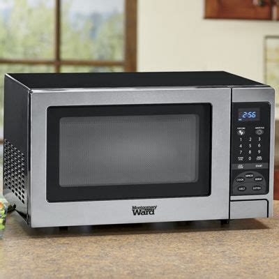 Montgomery Ward® 0.9 Cu. Ft. Microwave Oven from Seventh