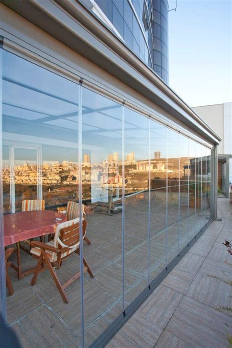 retractable glass walls patio retractable glass wall system in istanbul libart usa