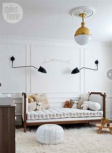 Nursery daybed contemporary style at home