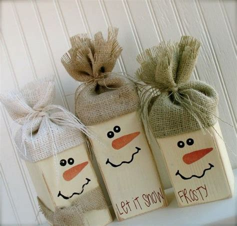 snowmen 10 each or set of 3 for 25 sellable crafts