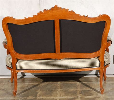 canap style vintage antique louis xv style canape for sale at 1stdibs