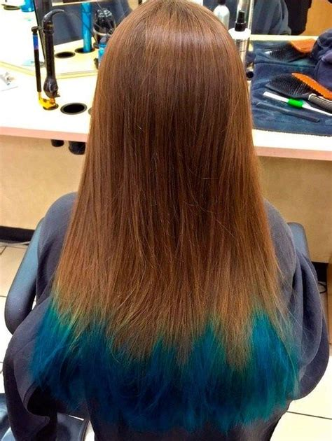 Dip Dye Farbe by 20 Dip Dye Hair Ideas Delight For All In 2019 Hair