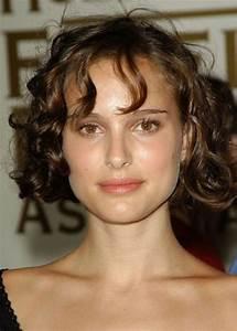 Cheveux Court Bouclé Femme : boucle cheveux court ~ Louise-bijoux.com Idées de Décoration
