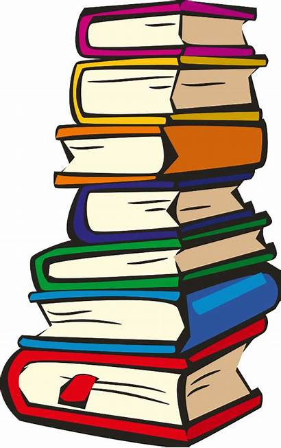 Library Books Clip Clipart Coverdell Reading Cliparts
