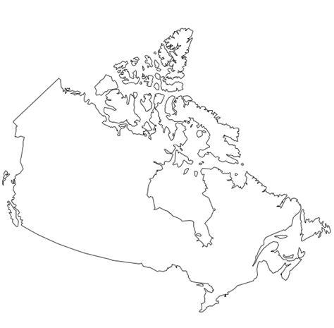 geo map canada