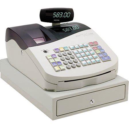 Royal Alpha 583cx Cash Register Walmartcom