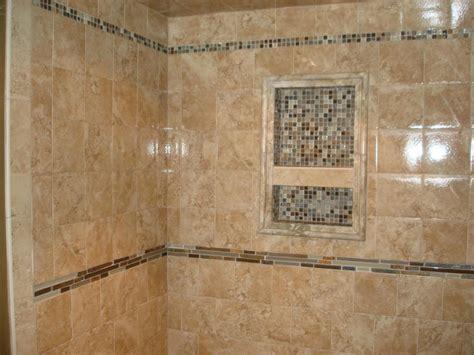 Bathroom Shower Tile Design Ideas by Shower Tile Design Ideas Kitchentoday