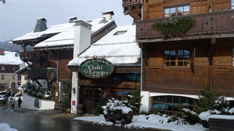 chalet st georges megeve h 244 tel chalet georges in meg 232 ve alps savoie mont blanc