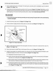 2002 Club Car Maintenance Manual