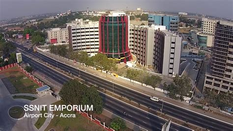 Airport Acura by Accra Airport City