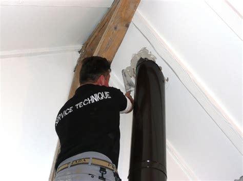 chambre a gaz vrai ou faux installation poêle à bois partie 1 maison travaux