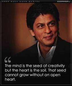 51 Profound Shah Rukh Khan Quotes That Prove Being A ...