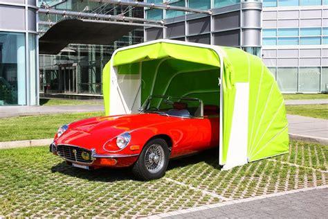 box modulare per auto stameat box per auto cer e moto in pvc a chiocciola
