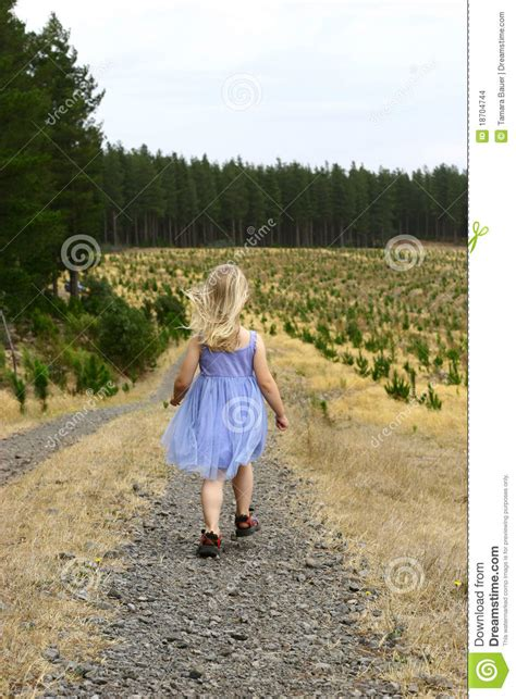 girl  woods stock images image