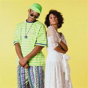 Karyn Parsons with Will Smith on Fresh Prince. Can you ...
