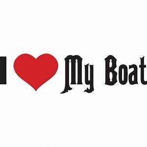top selling decals prices reduced i love my boat kids With vinyl boat lettering walmart