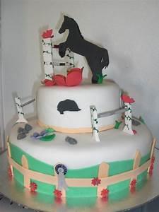Horse Riding Birthday Cake - CakeCentral com