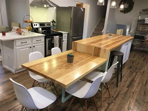 kitchen island legs metal residential