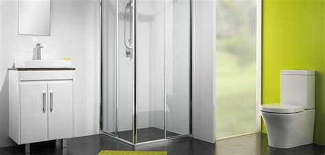 corner entry framed shower screens wanneroo glass