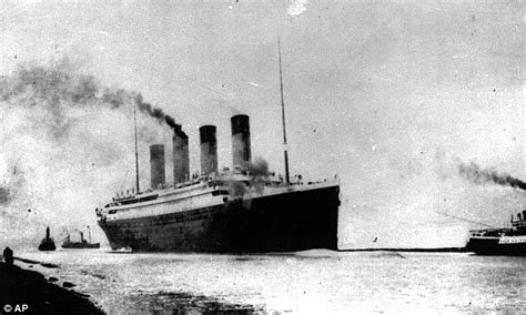 Titanic Boats Went Back by The Real Titanic Love Story Documentary Charts Romantic