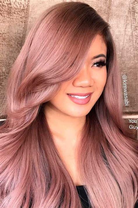 gold hair color trend best 20 trending hair color ideas on hair