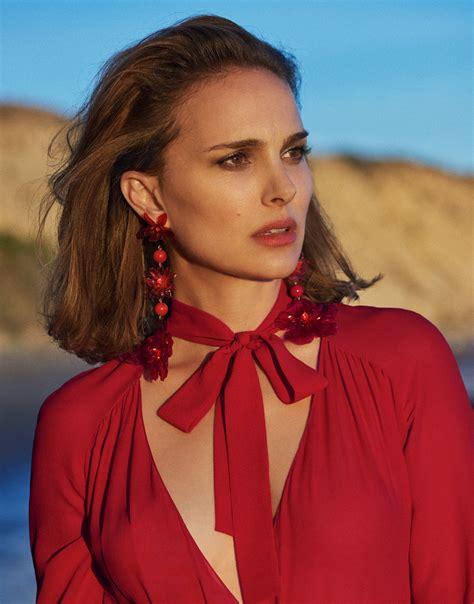 Natalie Portman Porter Magazine Spring Cass