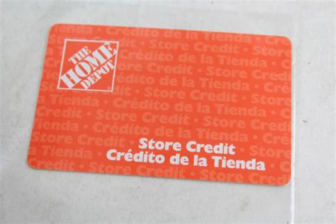 The home depot consumer credit card, issued by citi, charges no interest for the first six months on purchases of $299 or more. The Home Depot Store Credit Card | Property Room