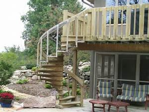 l39escalier exterieur en 57 photos qui vous feront rever With maison avec escalier exterieur 4 un escalier en colimacon des idees pour relooker votre