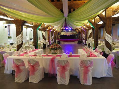 decoration mariage salle de reception
