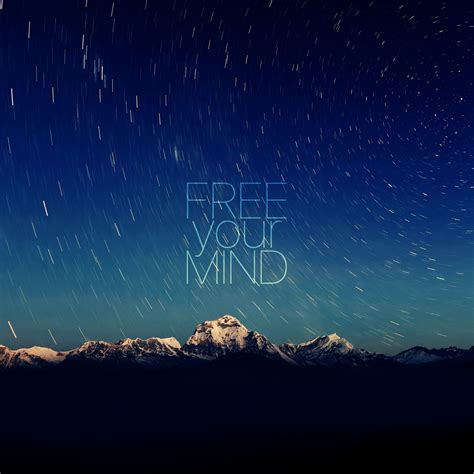 Free Wallpaper by Free Your Mind Quotes Qhd Wallpaper 2560x2560 Wallpaper