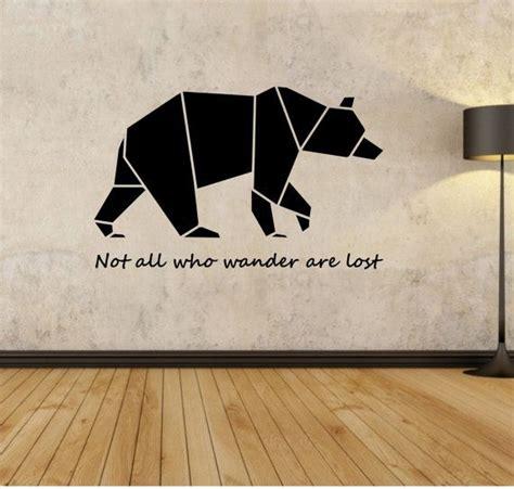 ideas  geometric bear  pinterest