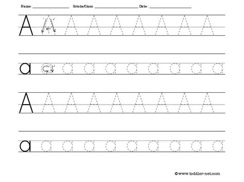 Alphabet Letter Tracing Templates by Letter Tracing Templates Letter Of Recommendation