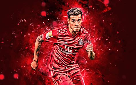 Coutinho Bayern Munich Wallpapers - Wallpaper Cave