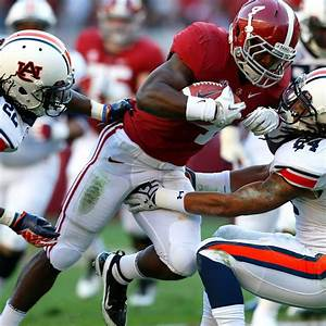 Alabama Crimson Tide vs. Auburn Tigers: Iron Bowl Betting ...