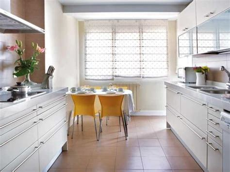 diseno de cocinas pequenas modernas