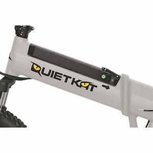 Quietkat Bandit 750 Folding Electric Bike