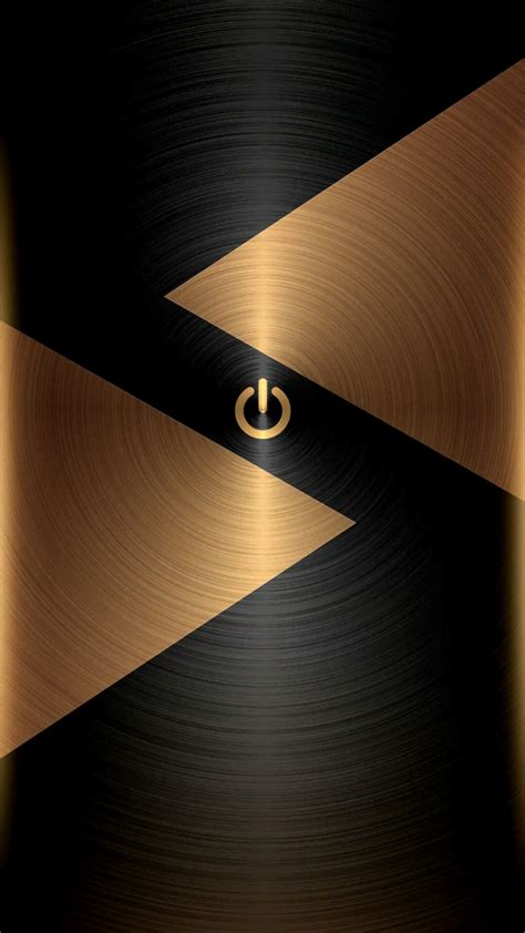 Lock Screen Gold Wallpaper by Black And Gold Wallpaper Abstract And Geometric