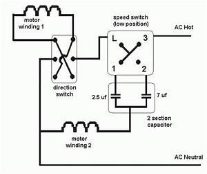 schematic 3 speed fan powerkingco With wiring diagram for ceiling fan