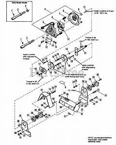 Simplicity Parts On The Rear P T O  Group Diagram For