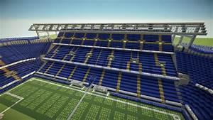 Football Stadium Football Stadium In Minecraft