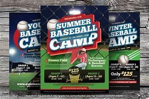Free Ticket Templates Printable 25 Baseball Flyers Sample Templates