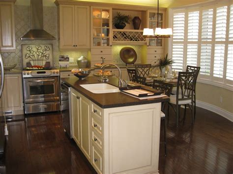 dark cabinets with wood floors the best material for kitchen flooring for dark cabinets