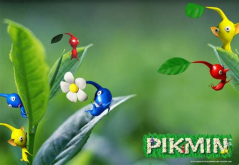 Pikmin 3 Wallpapers in HD « Video Game News, Reviews