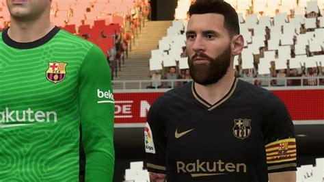 FIFA 21 | Atlético Madrid vs FC Barcelona - Wanda ...