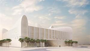 SOM Al Ahmadi Cultural Center